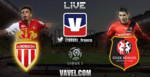 Live Monaco - Rennes, le match en direct
