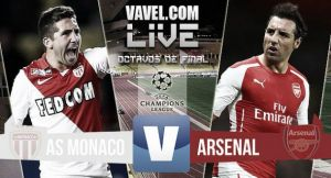 AS Monaco - Arsenal en direct commenté : suivez le match en live (0-2)