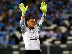 Faryd Mondragón se despidió del Deportivo Cali