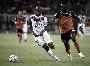 El Girondins de Bordeaux arranca tres puntos de la Mosson