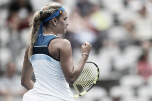 Australian Open: Monica Puig opens 2017 campaign with shutout victory over Patricia Maria Tig