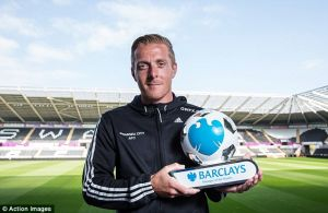 Monk wins Premier League Manager of the Month