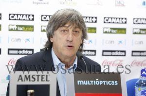"""Martín Monreal: """"El club está por encima de todo"""""""