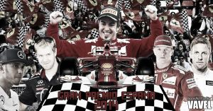 Carrera del GP de España de Fórmula 1 2014 en vivo y directo online