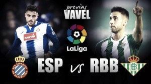 Previa RCD Espanyol - Real Betis: solo vale el diálogo de los tres puntos