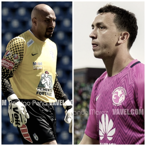 Mano a mano: Agustín Marchesín vs Óscar Pérez