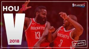 Guía Playoffs NBA 2018: Houston Rockets, el otro candidato