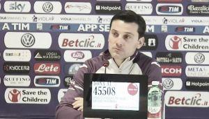 """Montella, Juve in vista: """"voglio rabbia, dobbiamo avere equilibrio"""""""