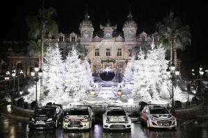 Monte Carlo: empieza la fiesta del WRC 2015