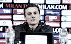 """Milan, Montella prima della Lazio: """"Partita difficile e vera. Ripartiamo da Marassi"""""""