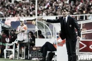 """Montella: """"El resultado ha sido corto pero lo importante era la victoria"""""""