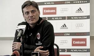 """Milan negli States, Montella in conferenza: """"Contro il Liverpool per il risultato e per vincere"""""""
