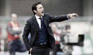 """Fiorentina, Montella: """"La vittoria ci dà più convinzione"""""""