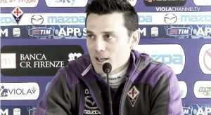 """Fiorentina, Montella: """"Pensiamo al Palermo, poi a fine campionato parleremo del futuro"""""""
