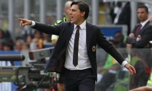 Milan, le considerazioni di Montella dopo la partita con il Chiasso