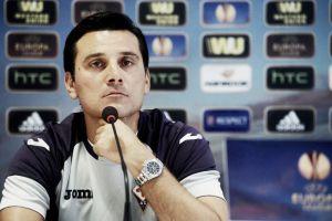 """Montella: """"Non mi fido della Roma. Siamo orgogliosi, vogliamo reagire"""""""