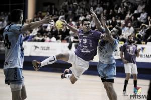 BM Guadalajara vence in extremis a Cangas