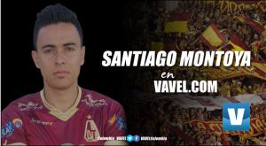 """Santiago Montoya: """"Debemos seguir mostrando esas cualidades por las cuales clasificamos"""""""