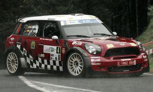 """Monzón """"jubila"""" su Mini Cooper WRC"""