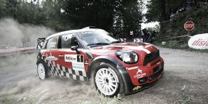 Luis Monzón podría estar en el Global Rallycross 2014