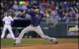 Tampa Bay Rays' Matt Moore To Begin Rehab Assignment