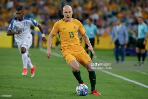 Aaron Mooy shortlisted for Asian International Player of 2017 award