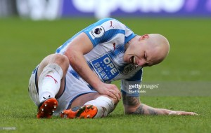 Aaron Mooy set for a couple of weeks on the side lines after knee injury, confirms Wagner