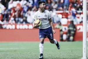 Felipe Mora, el goleador de la 'Máquina'