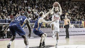 Los blancos vencen en Andorra guiados por Rudy