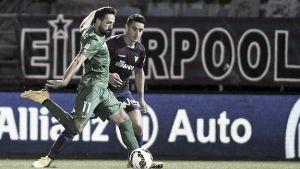 Eibar - Levante: puntuaciones del Levante, jornada 7