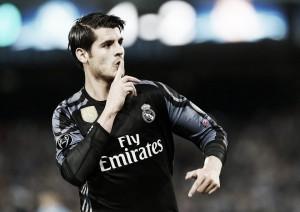 Real Madrid, Morata vuole la cessione