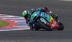 Moto2 - Nelle prove libere potere all'Italia