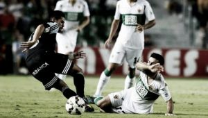 Resultado Celta de Vigo - Elche en Liga BBVA 2015 (1-1)