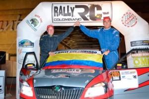 En su debut en el Mundial Rally Raid Iván Moreno fue 20º