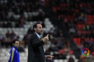 """Vicente Moreno: """"No ha sido nuestro mejor partido, pero tampoco ha sido para perder"""""""