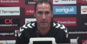 """Vicente Moreno: """"Me faltan dos puntos en el casillero"""""""