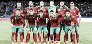 Les buts de Maroc - Bénin