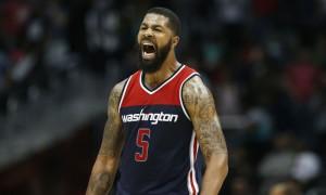 NBA - I Washington Wizards perdono Morris per un mese
