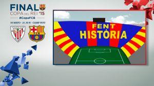 Mosaico para la Copa del Rey