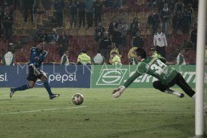 Cuatro fechas de sanción para Luis Mosquera en Copa Águila