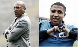 "Roberto Mosquera sobre Josimar Atoche: ""Fue un exceso tirar la camiseta de Alianza"""