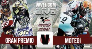 Resultado clasificación de Moto2 del Gran Premio de Japón