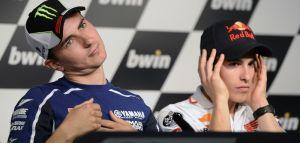 Marquez - Lorenzo, ultimo duello per il titolo