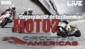 Carrera de Moto2 del GP de las Américas 2014 en vivo y en directo online
