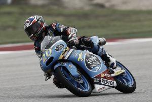 Carrera de Moto3 del GP de Las Américas 2015