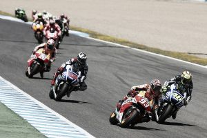 Carrera de MotoGP del GP de Francia 2014 en vivo y en directo online