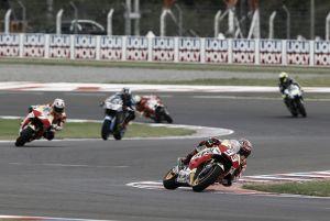 Resultado clasificación de MotoGP del GP de Argentina 2015