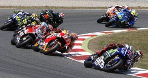 MotoGP Barcellona. Lorenzo, Rossi e Marquez: quattro vittorie per quattro certezze