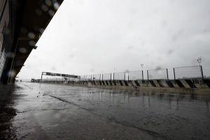 La lluvia empaña la segunda jornada de test para Moto2