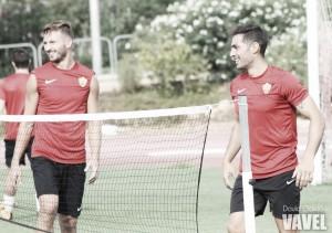 Motta y Trujillo regresan a la convocatoria ante el Huesca